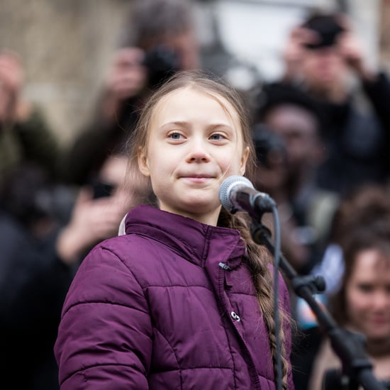 Greta Thunberg Trolls Donald Trump as He Leaves White House