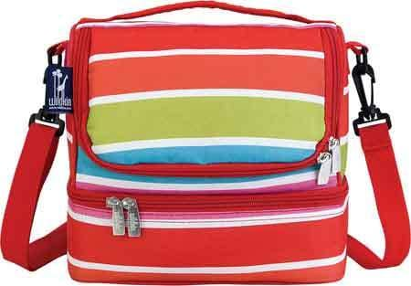 Double Decker Lunch Bag