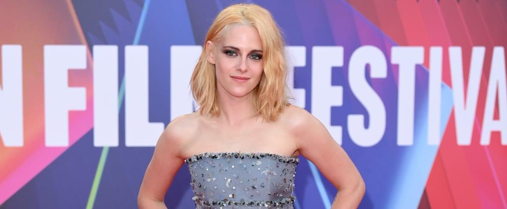 Kristen Stewart's Chanel Dress at London Premiere of Spencer