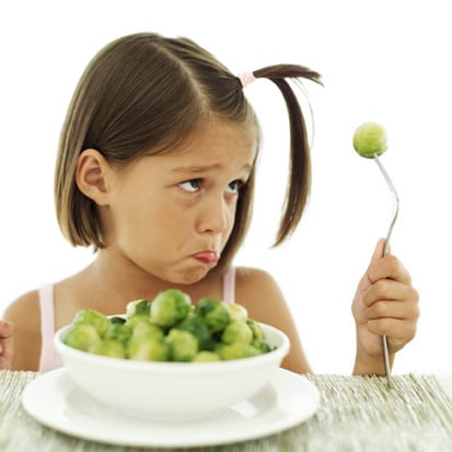 Hate Trying New Foods? Blame Your Genes