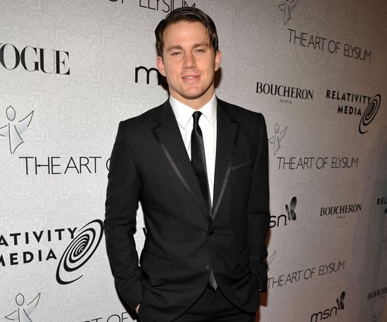 Welcome to the 2010 popsugar 100 popsugar celebrity for Channing tatum tattoo side by side