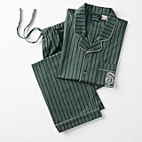 Harry Potter Slytherin House Pajama Set