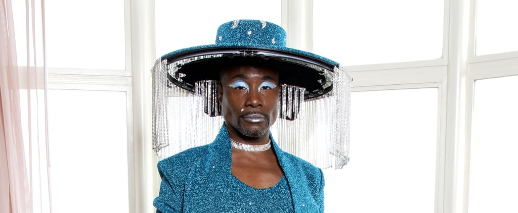 Billy Porter's Makeup at the Grammy Awards 2020