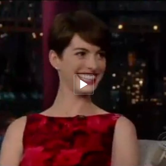 Anne Hathaway on How She Met Adam Shulman