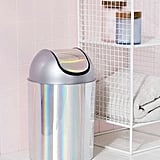 Mezzo Mini Holographic Trash Can
