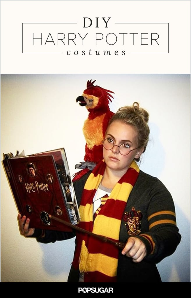 DIY Harry Potter Costumes
