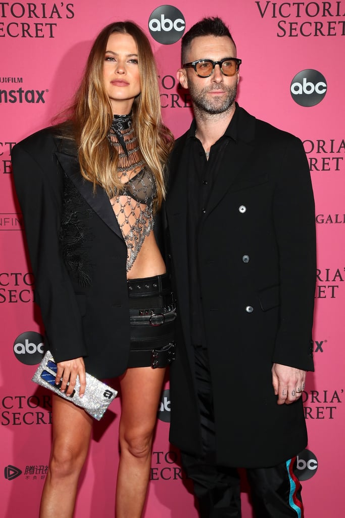 1478968eda Adam Levine at the 2018 Victoria s Secret Fashion Show