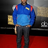 Kanye West at the 2008 American Music Awards