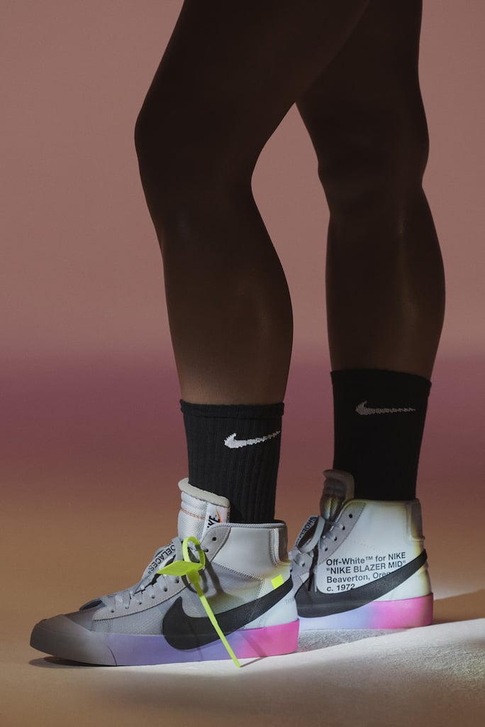 Virgil Abloh Off-White x Nike Collection For Serena Williams