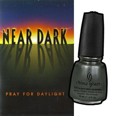 Is This a Halloween Nail Polish Shade or Campy Horror Flick?