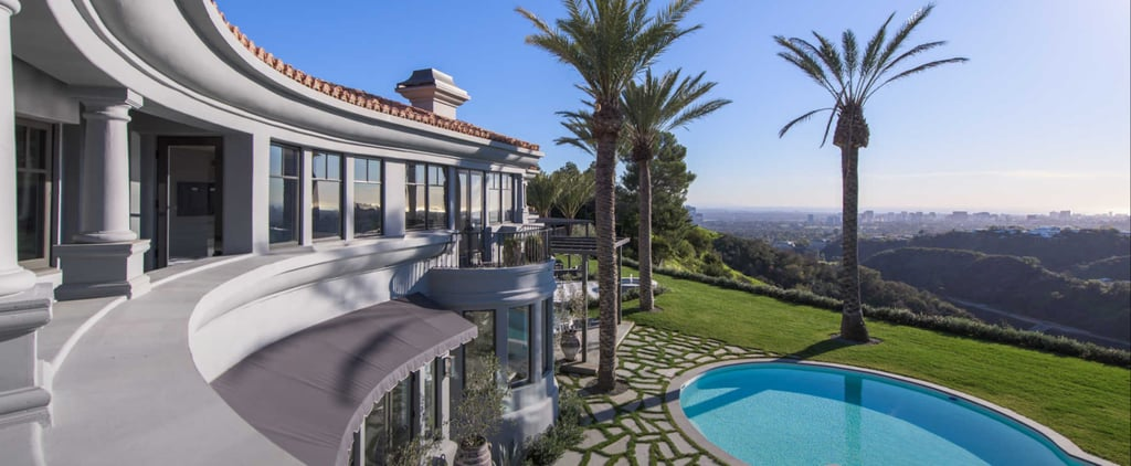 Kylie Jenner's Renovating Her Home, So She's Been Renting This Obscenely Glam Mansion