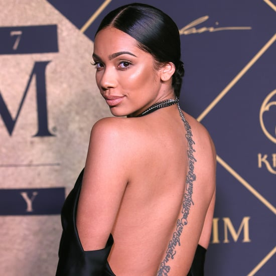 Celebrity Spine Tattoos That Are Sexy and Hidden