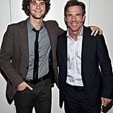 Dennis and Jack Quaid
