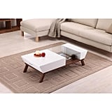 Enitia Lab Rectangular Coffee Table