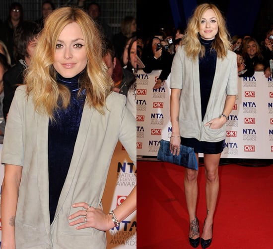 Photos of Fearne Cotton at the 2011 National Television Awards