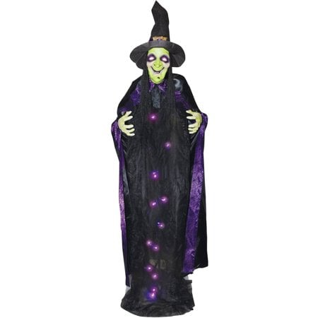 Light-Up Witch With Sound