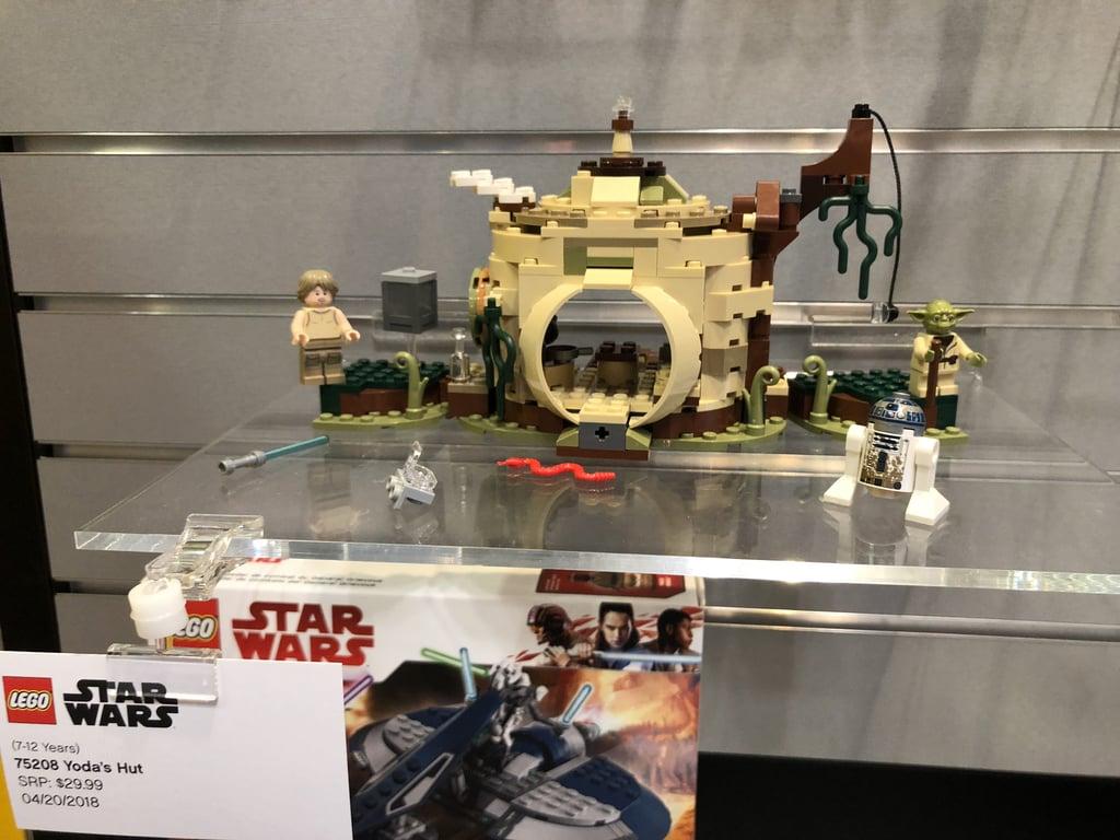 lego star wars yodas hut - Lego Yoda