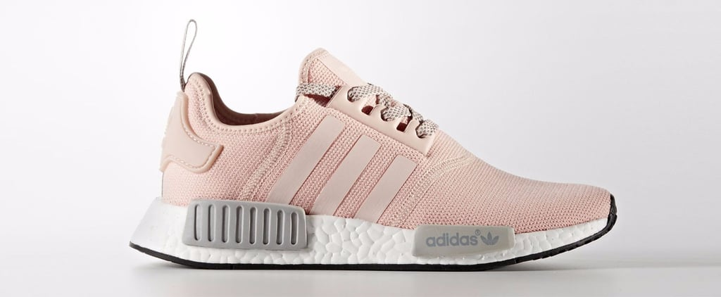 These Pretty Pink Adidas Sneakers Are the Stuff Millennial Dreams Are Made Of