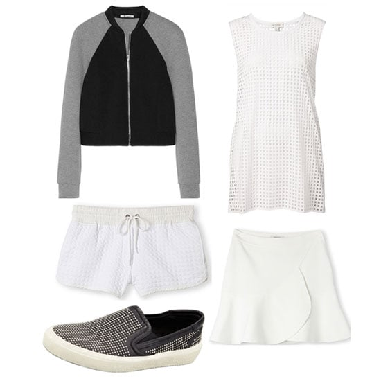 Fashionable Tennis Outfits