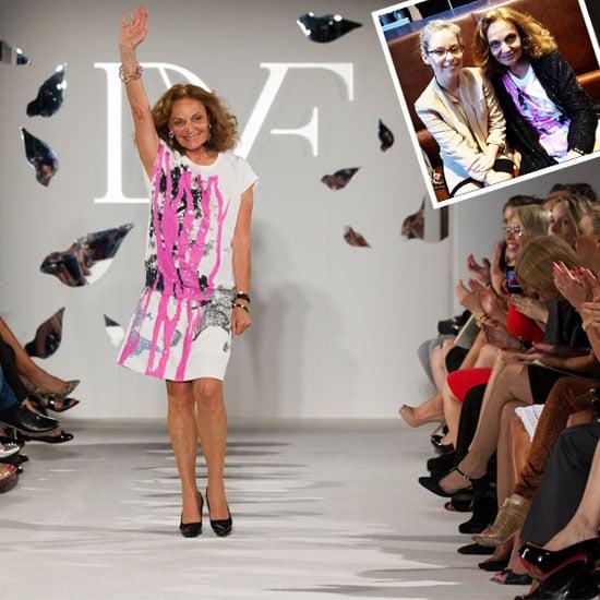 Diane von Furstenberg in Sydney: How to Wear Her Wrap Dress!