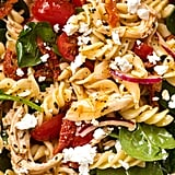 Pasta Salad With Sun Dried Tomatoes