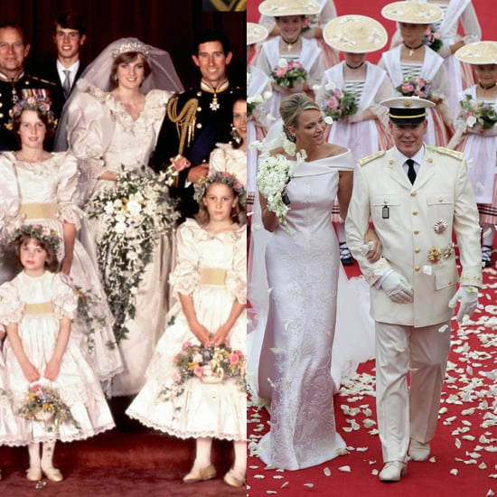 Wedding Family Picture Guide: Royal Wedding Flower Girls