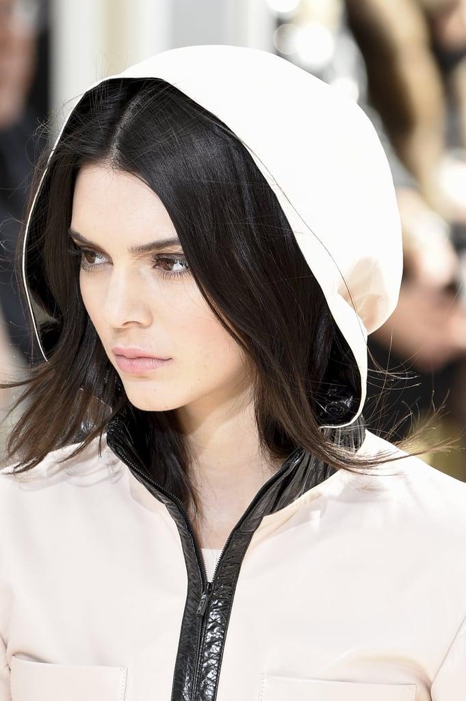 Kendall Jenner at Chanel Paris Fashion Week Fall 2016