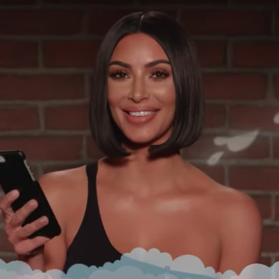 Kim Kardashian and Zendaya's Jimmy Kimmel Mean Tweets Video