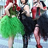 Poison Ivy, Catwoman, and Harley Quinn — Gotham City Sirens