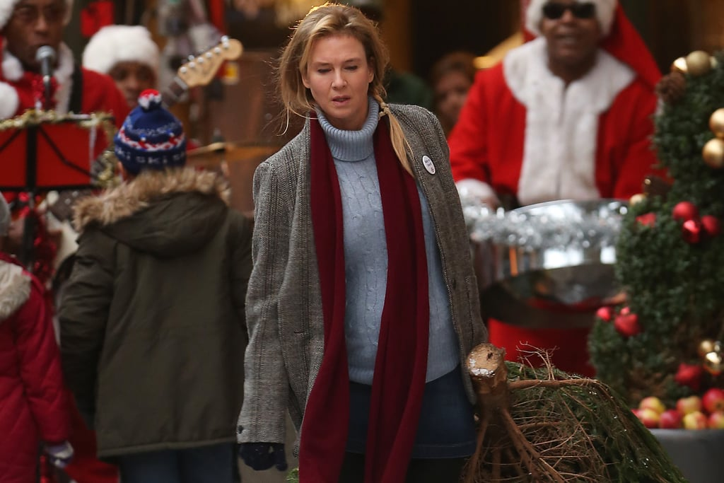 Bridget Jones's Baby Set Pictures
