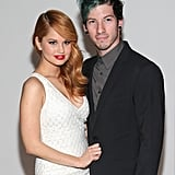 March 2014: Debby and Josh Attend a Gala Together