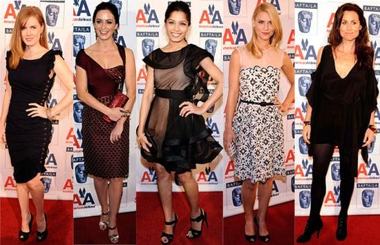 Red Carpet Looks From 18th Annual Britannia Awards in LA