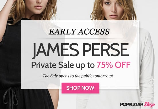 James Perse On Sale