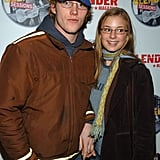 Chris Pratt and Emily VanCamp in 2004