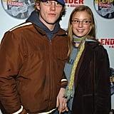 Chris Pratt and Emily VanCamp in 2004