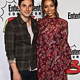 Andrew J. West and Amber Stevens West