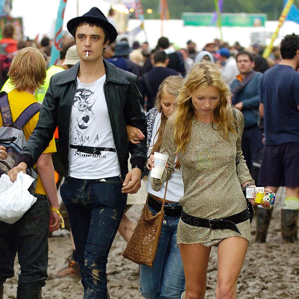 Festival glastonbury style