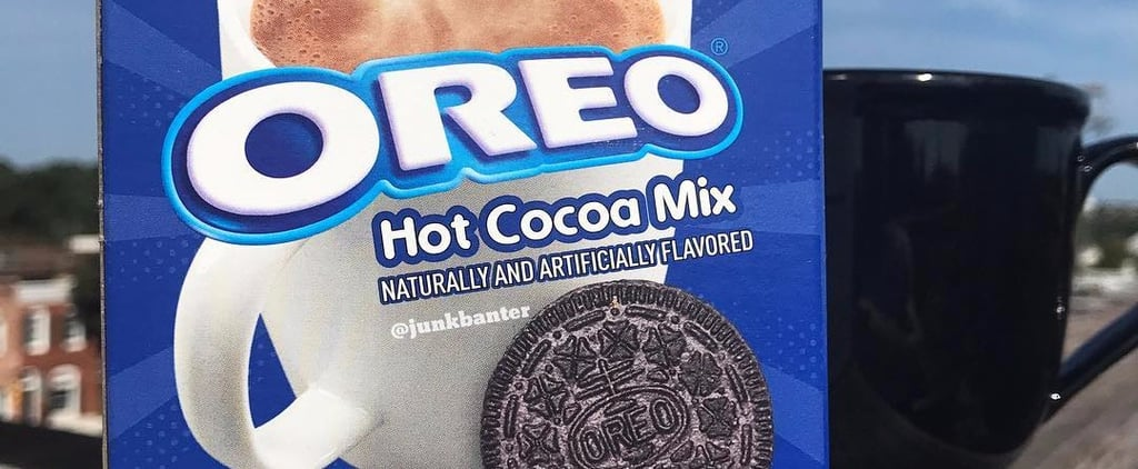 Oreo's New Hot Cocoa Mix Is the Perfect Answer to Crisp Fall Weather