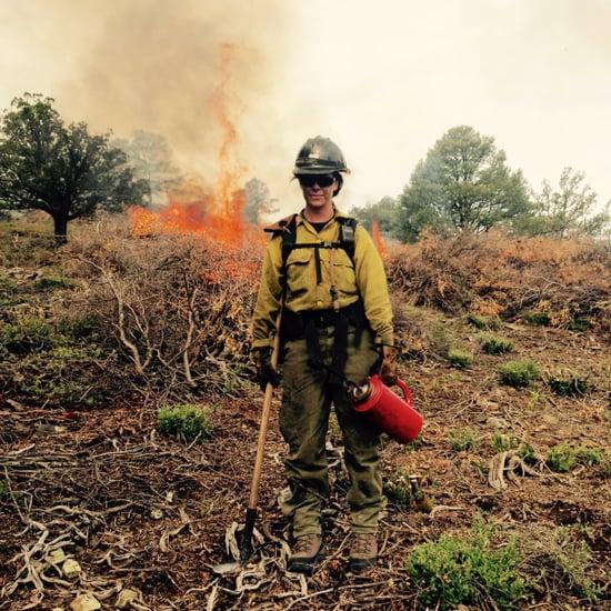 Female Wildland Firefighter Bailey McDade Interview