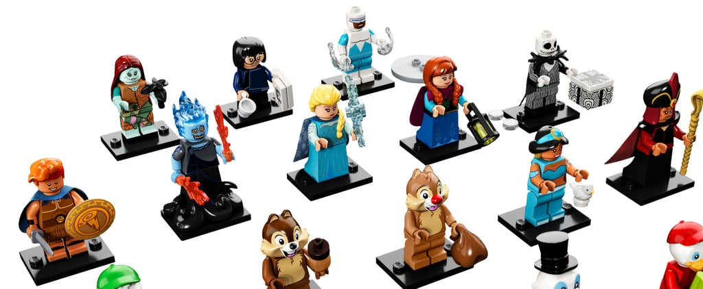 Lego Disney Minifigures May 2019