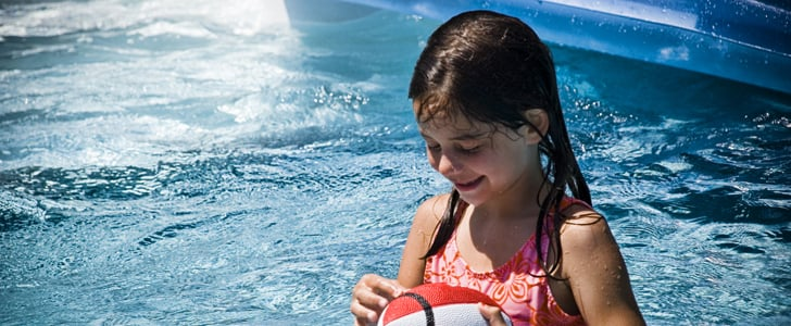 Should This Little Girl Have to Wear a Bathing Top in a Public Pool?