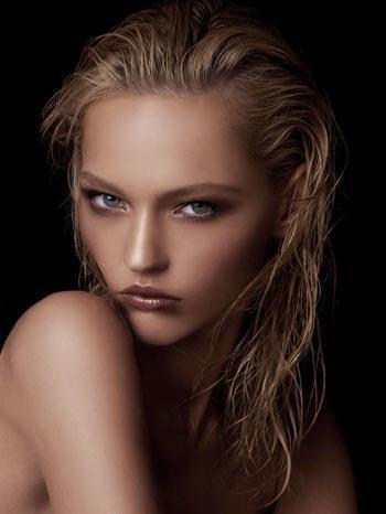 Sasha Pivovarova Ad campaigns