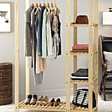 Slat Wood Closet System