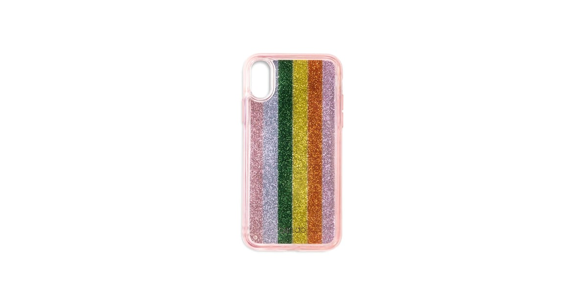 f4c3e1d5a2 Ban.do Glitter Bomb Case — Color Wheel | These Are the 30+ Hottest iPhone  XS Cases You Need to Be Shopping | POPSUGAR Tech Photo 8