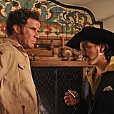 Will Ferrell and Diego Luna in Casa de mi Padre. Photo courtesy of Lionsgate