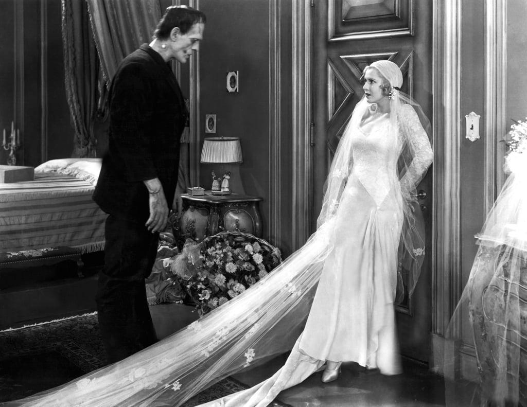 Audrey Hepburn Funny Face Wedding Dress 35 Cool
