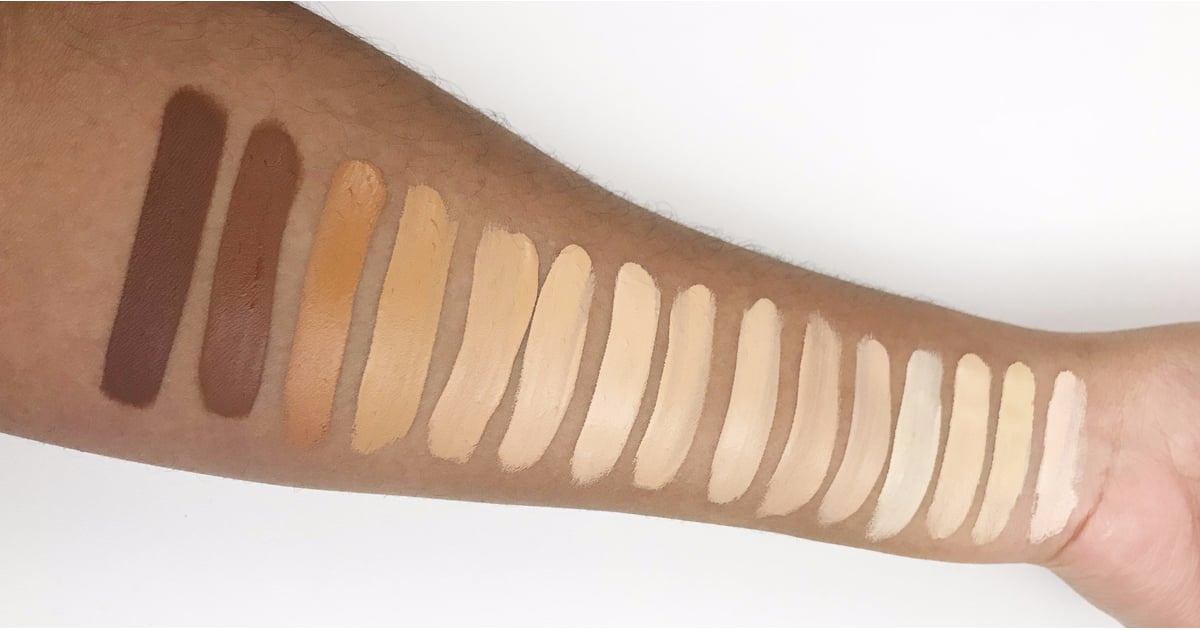 They're Here! We Swatched All 30 of Tarte's New Shape Tape Foundations