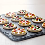 Halloween Candy Sugar Cookies