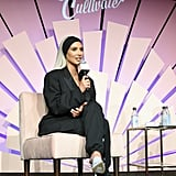 Kim was a guest speaker at the Create & Cultivate conference in LA in February 2018.