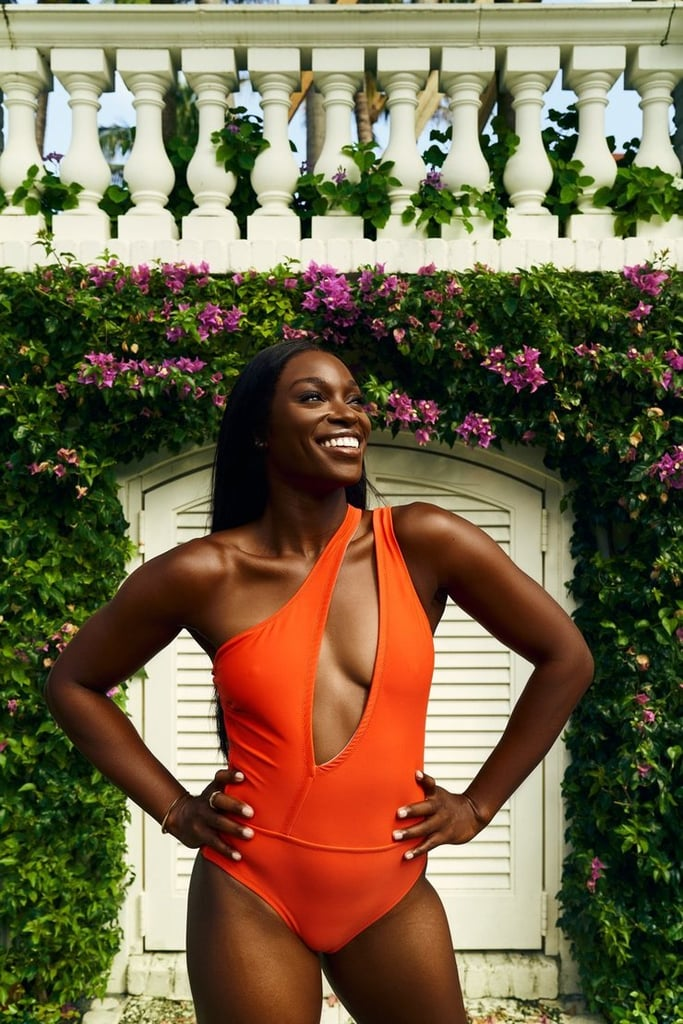 Sloane Stephens x Solid & Striped Issi One-Piece